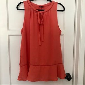 FINAL PRICE 🤍 Mosimo supply co coral blouse !!